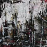 Cendres (étude) - 2015